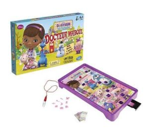moins de 10€ le jeu Docteur Maboul Docteur La Peluche Disney