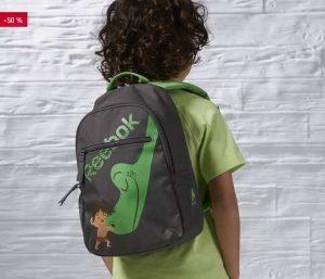 sac à dos Good Dino Reebok Disney en soldes