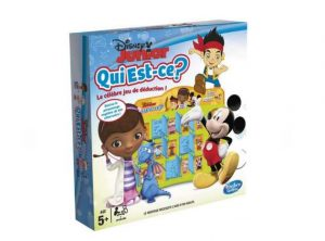 9€ le jeu Qui est-ce ? Disney Junior de Hasbro