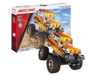 véhicule tout-terrain Meccano en soldes sur Oxybul