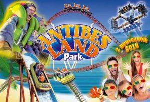 Antibes Land Park pas cher