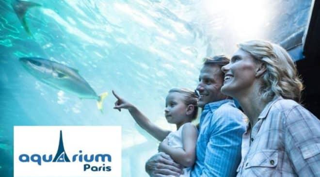 Pass Aquarium de Paris pas cher