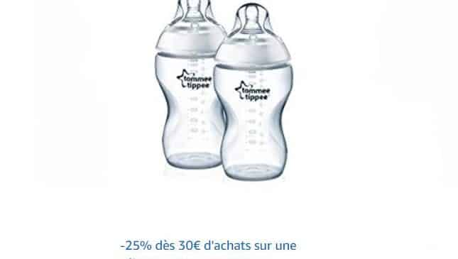 Promotion Tommee Tippee