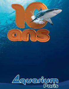 Aquarium de Paris gratuit