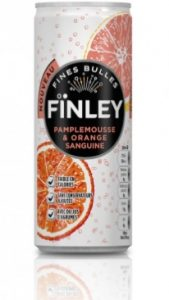Finley Pamplemousse & Orange Sanguine