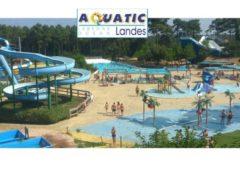 Parc aquatique Aquatic Landes pas cher
