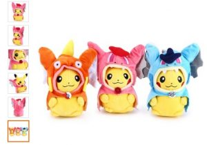 Peluche Pokemon Pikachu pas chère