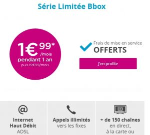 Vente flash Bbox