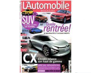 abonnement automobile magazine pas cher 18 au lieu de 47 2. Black Bedroom Furniture Sets. Home Design Ideas