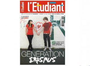 Abonnement magazine L'ETUDIANT pas cher