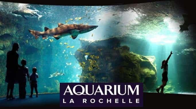 Aquarium La Rochelle pas cher