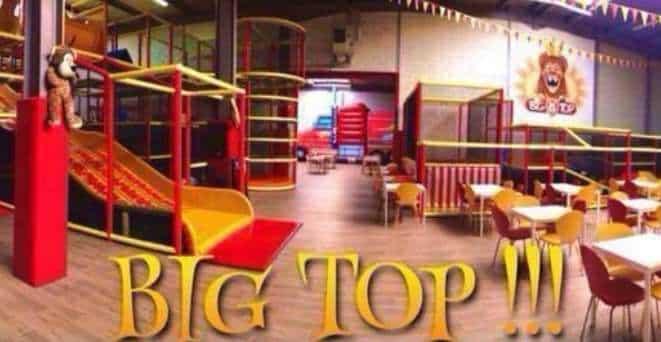 Big Top Leisure Park de Lyon-Genas à moitié prix