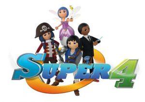 Bon plan Playmobil remise gamme Playmobil Super 4
