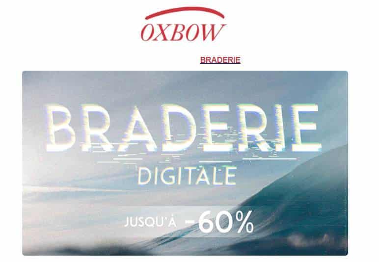 Braderie Oxbow