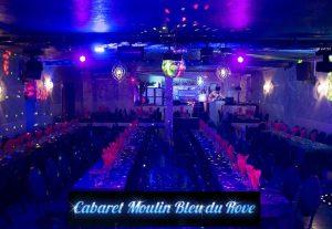 Cabaret Moulin Bleu du Rove pas cher