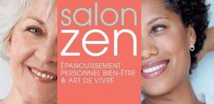 Entrée gratuite pour le salon Zen