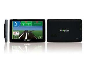 GPS MAPPY Ulti E531T qui revient à 49,90€