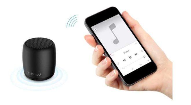Mini Enceinte Bluetooth dodocool pas chere