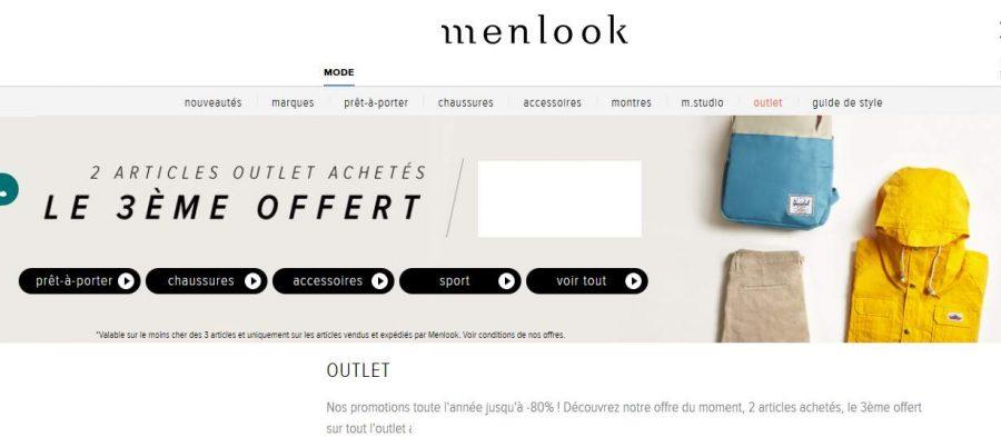 Outlet MenLook