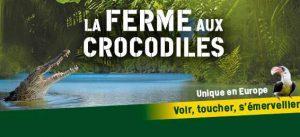 Parc La Ferme aux Crocodiles