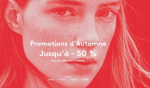 Promotion d'Automne Mango