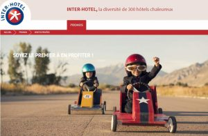 Ventes privées hôtels INTER-HOTEL