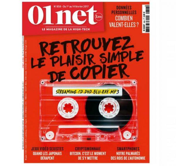 abonnement au Magazine 01Net pas cher