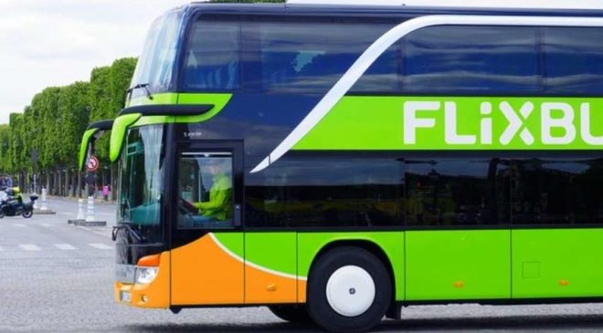 billet de car FlixBus vers les villes en Europe