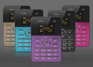 mini téléphone portable AIEK Q1