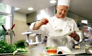 restaurant du chef Marc Meurin 2 étoiles Michelin