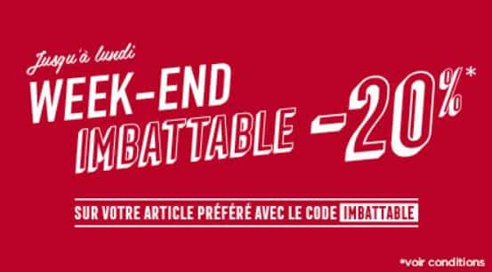 week-end imbattable Lapeyre