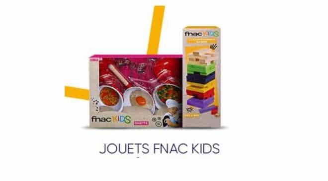 1 Jouet FNAC KIDS acheté