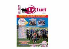 Seulement 10€ l'abonnement au magazine Le Turf 🏇 au lieu de 25€
