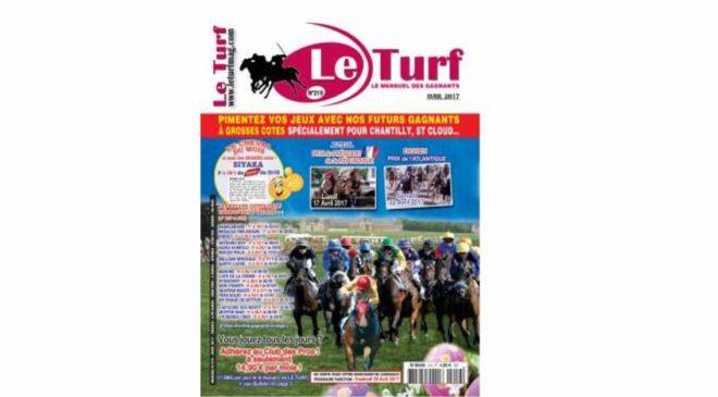 Abonnement LE TURF magazine pas cher