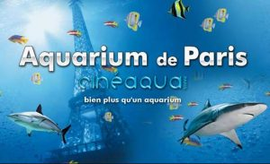 Aquarium de Paris pas cher