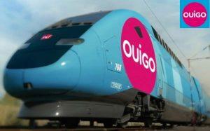 Billets de train OUIGO pas chers