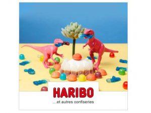 Bonbons Haribo pas chers