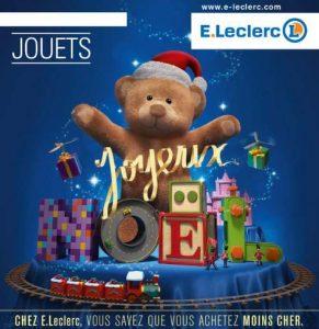 Catalogue des jouets Leclerc de Noël 2016