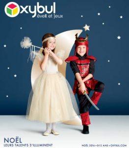 Catalogue des jouets Oxybul de Noel 2016