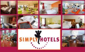 Code promo Simply Hotels