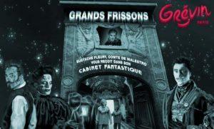 Grands Frissons au Musée Grévin