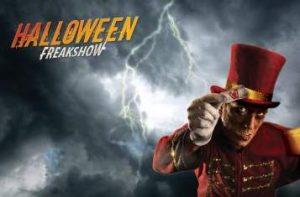 Halloween Freakshow à Walibi billet pas cher