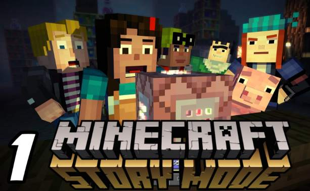 Jeu Minecraft: Story Mode gratuit