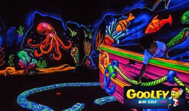 Mini-golf Goolfy Plan de Campagne pas cher