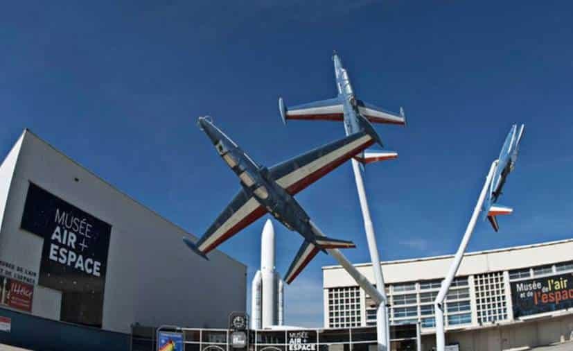 Musée de l'Air et de l'Espace du Bourget à moitié prix