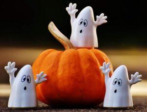 Pour Halloween mon enfant déguisé mange gratuit