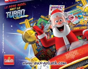 Préparez Noel : 3 jeux Goliath achetés = 30€ remboursés