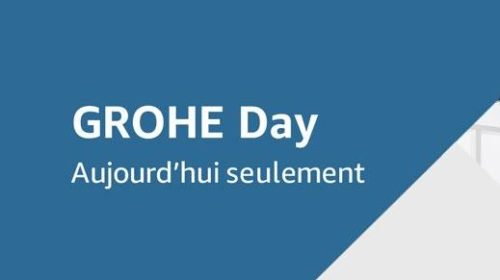 Promotion Grohe Day Amazon