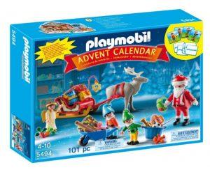 Vente flash calendrier de l'Avent Playmobil à moins de 20€