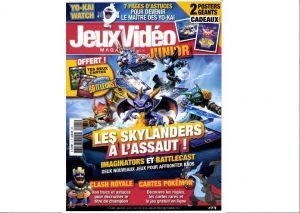 abonnement à Jeux Vidéo Magazine Junior pas cher